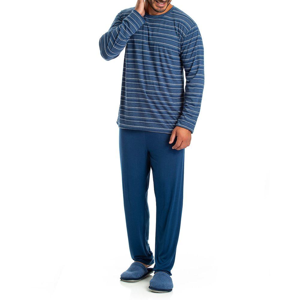 Pijama-Longo-Masculino-Toque-Viscolycra-Listras