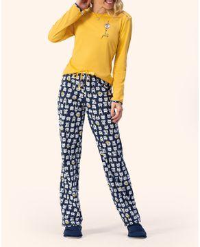 Pijama-Feminino-Lua-Encantada-100--Algodao-Pets