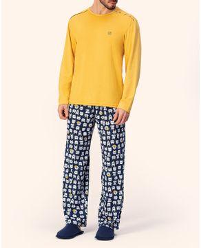 Pijama-Masculino-Lua-Encantada-100--Algodao-Pets