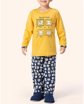 Pijama-Infantil-Masculino-Lua-Encantada-Algodao-Pets