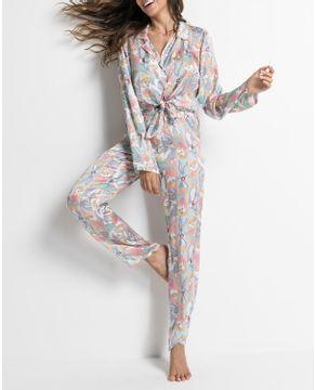 Pijama-Americano-Longo-Acuo-Cetim-Pernalonga
