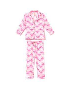 Pijama-Infantil-Feminino-Acuo-Cetim-Mulher-Maravilha
