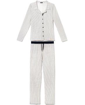 Pijama-Americano-Toque-100--Algodao-Listras