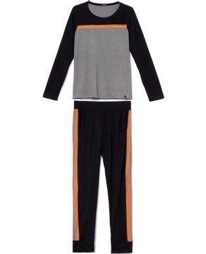 Pijama-Feminino-Toque-Viscolycra-Recortes