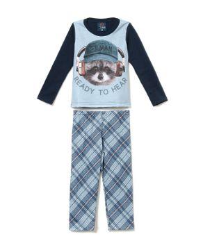 Pijama-Infantil-Masculino-Toque-Molecotton-Guaxinim