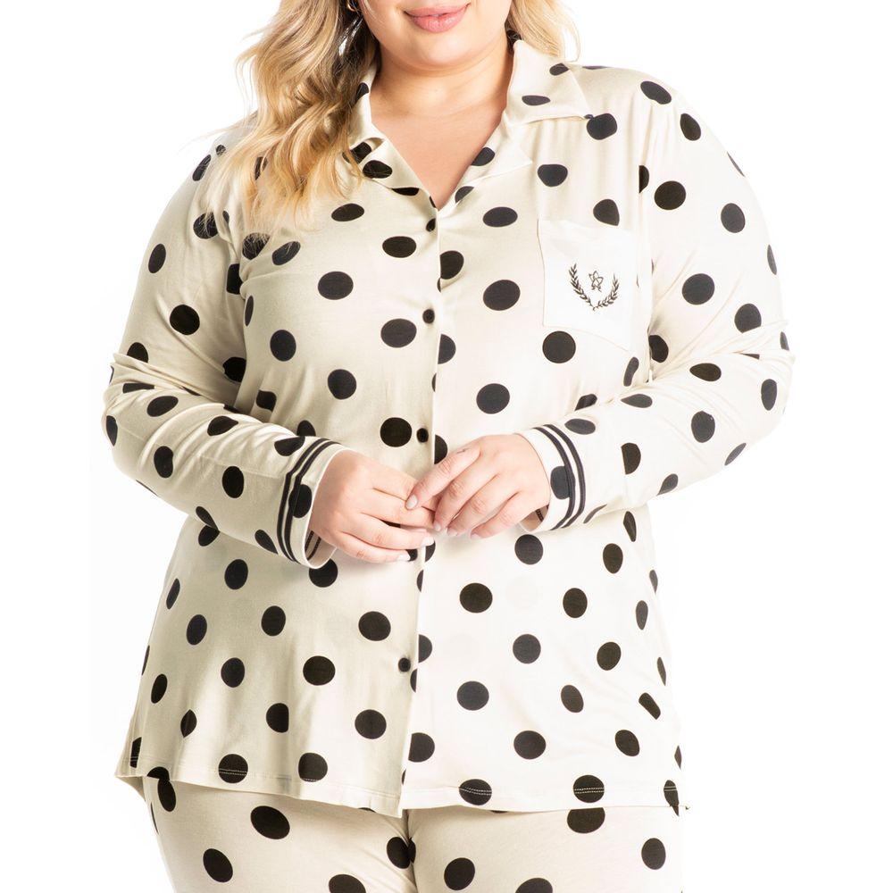 Pijama-Plus-Size-Feminino-Daniela-Tombini-Viscolycra-Poa