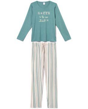 Pijama-Plus-Size-Feminino-Toque-Viscolycra-Listras