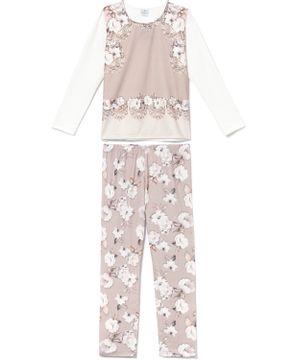 Pijama-Feminino-Toque-Moletinho-Flanelado-Lenco