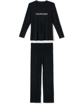 Pijama-Longo-Plus-Size-Feminino-Calvin-Klein-Viscolycra