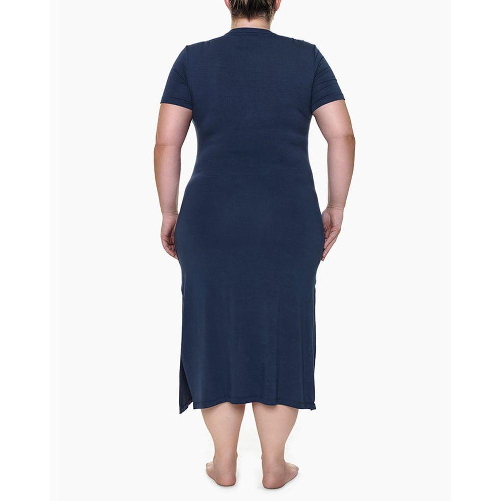 Camisola-Calvin-Klein-Plus-Size-ViscoLight-Logo
