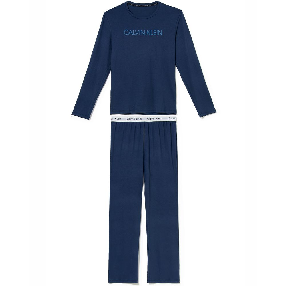 Pijama-Masculino-Calvin-Klein-Longo-ViscoLight-Logo