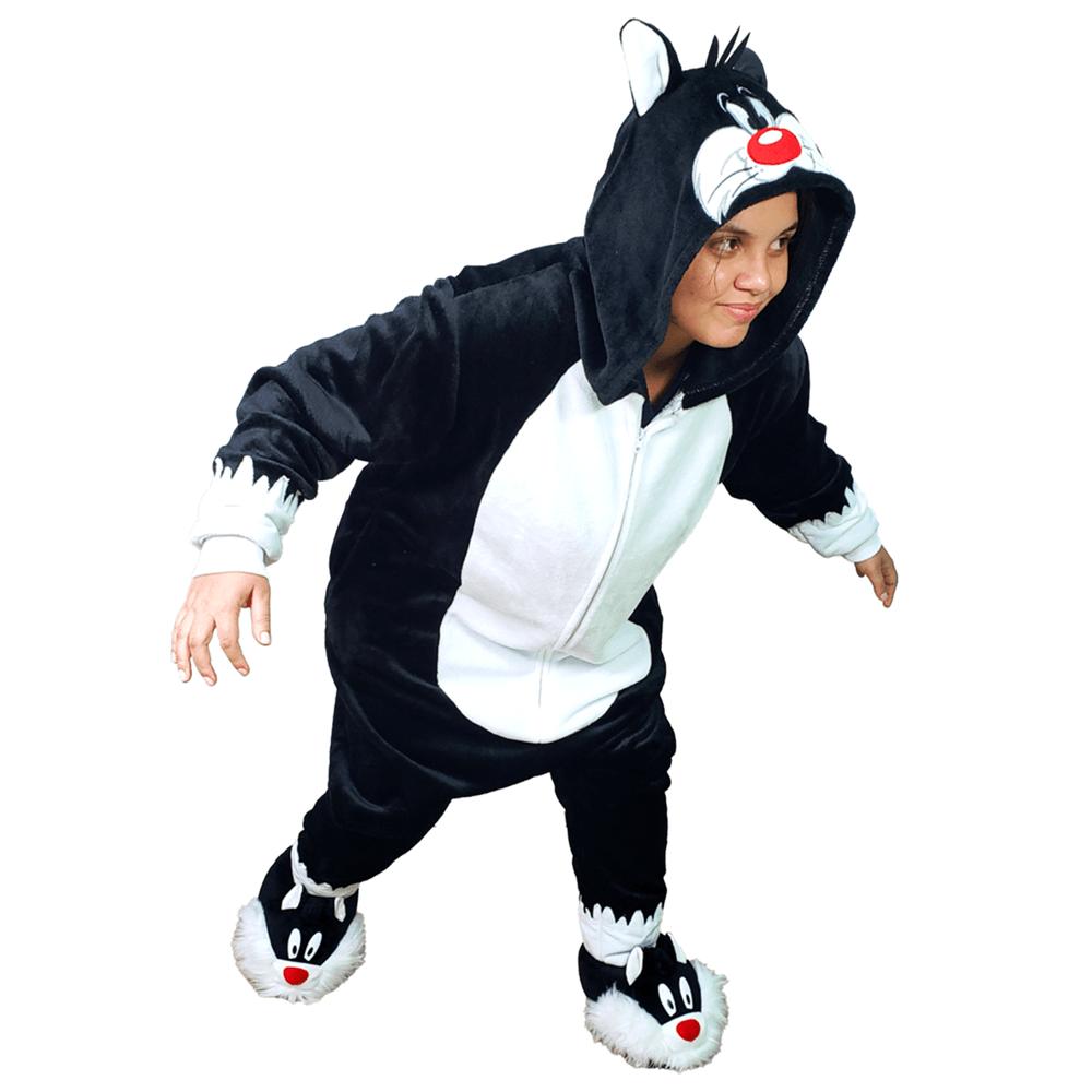 Pijama-Fantasia-Taz-Kigurumi-Zona-Criativa