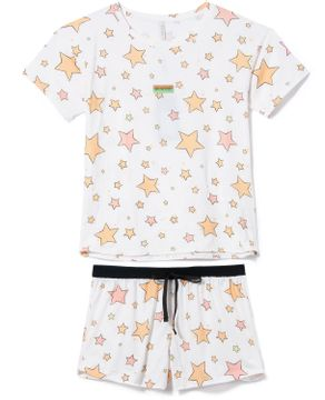 Pijama-Feminino-Curto-Lua-Lua-Sublime-Touch-Estrelas