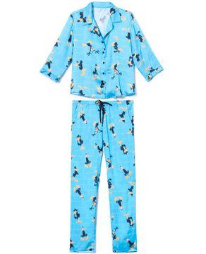 Pijama-Americano-Longo-Acuo-Cetim-Patolino