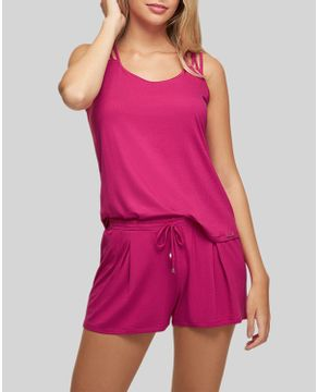 Pijama-Feminino-Regata-Recco-Visco-Stretch-Strappy