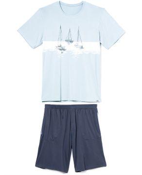 Pijama-Masculino-Any-Any-Visco-Premium-Barcos