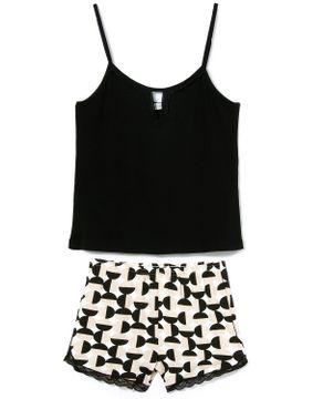 Pijama-Feminino-Alca-Lua-Cheia-Viscolycra-Geometrico