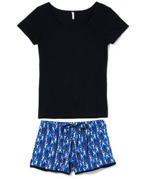 Pijama-Curto-Feminino-Joge-Viscolycra-Mulheres