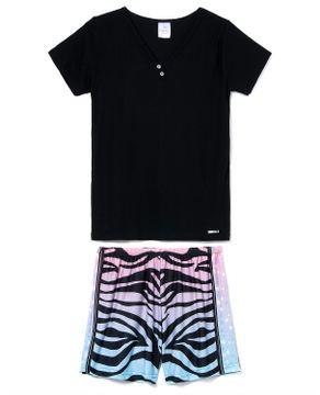 Pijama-Feminino-Toque-Viscolycra-Short-Zebra