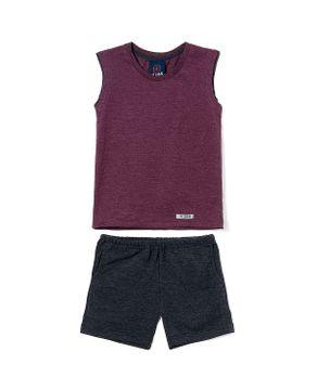 Pijama-Infantil-Masculino-Regata-Toque-Algodao