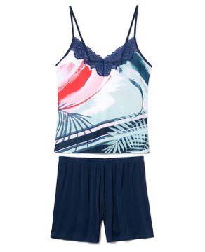 Pijama-Feminino-Alca-Recco-Microfibra-Tropical