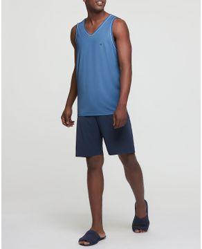 Pijama-Masculino-Regata-Recco-Microfibra