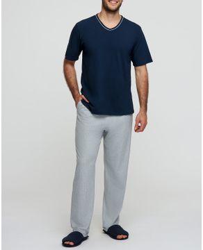 Pijama-Masculino-Manga-Curta-Recco-Algodao-Bolsos